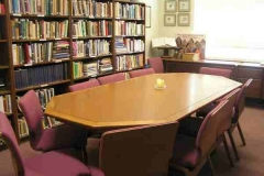 UUCS Library in RE Wing