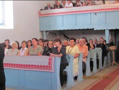 Simenfalva Congregation