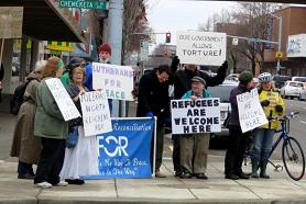 Islamaphobia Vigil Small