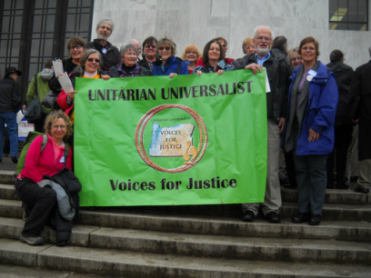 Oregon Voices for Justice