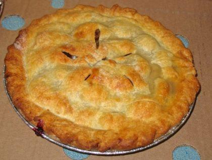 2016-11-19 Pie Day Apple Pie