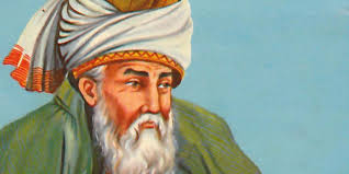Image of the poet Rumi from Wikipedia downloaded 2016-12-1