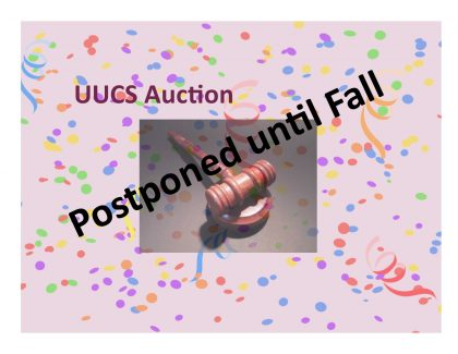 Auction postponed until Fall uploaded 2017-4-18