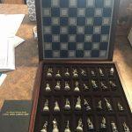 Item 67 - Antique Chess Set