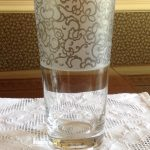 Item 22 - Crystal Vase