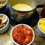 Item 45 - Cheese Fondue Dinner for 6
