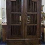 Item 38 - Indonesian Curio Cabinet