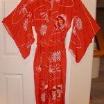 Item 18 - Red Kimono