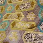 Item 72 - King Size Hand Made Quilt