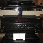 Item 46 - Yamaha 5.1 Channel A/V Receiver with Bluetooth