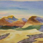 Item 48 - 57 Watercolors By Virginia Corrie Cozart