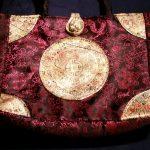 Item115 - Purse With Oriental Design