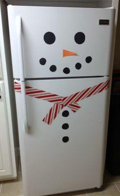 2017-11-09 Christmas Refrigerator