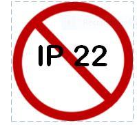 No IP 22