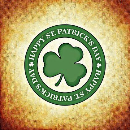 Happy St Patricks Day 2018-01-16