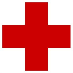Red Cross only