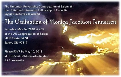 Monica ordination 2018-05-26